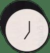Illustratie van een klok
