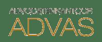 Logo van Advas