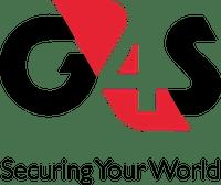 Logo van G4S