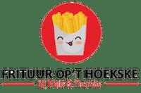 Logo van Frituur op't Hoekske