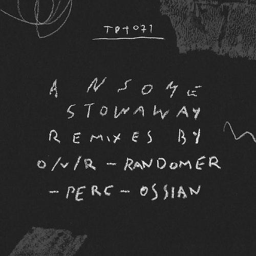 Stowaway Remixed - release artwork