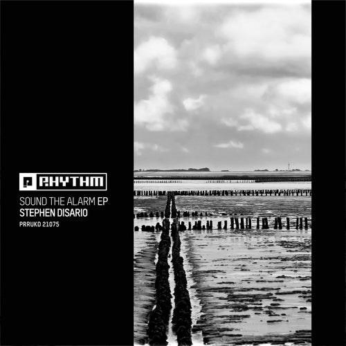 Cover art van Sound The Alarm EP van Stephan Disario