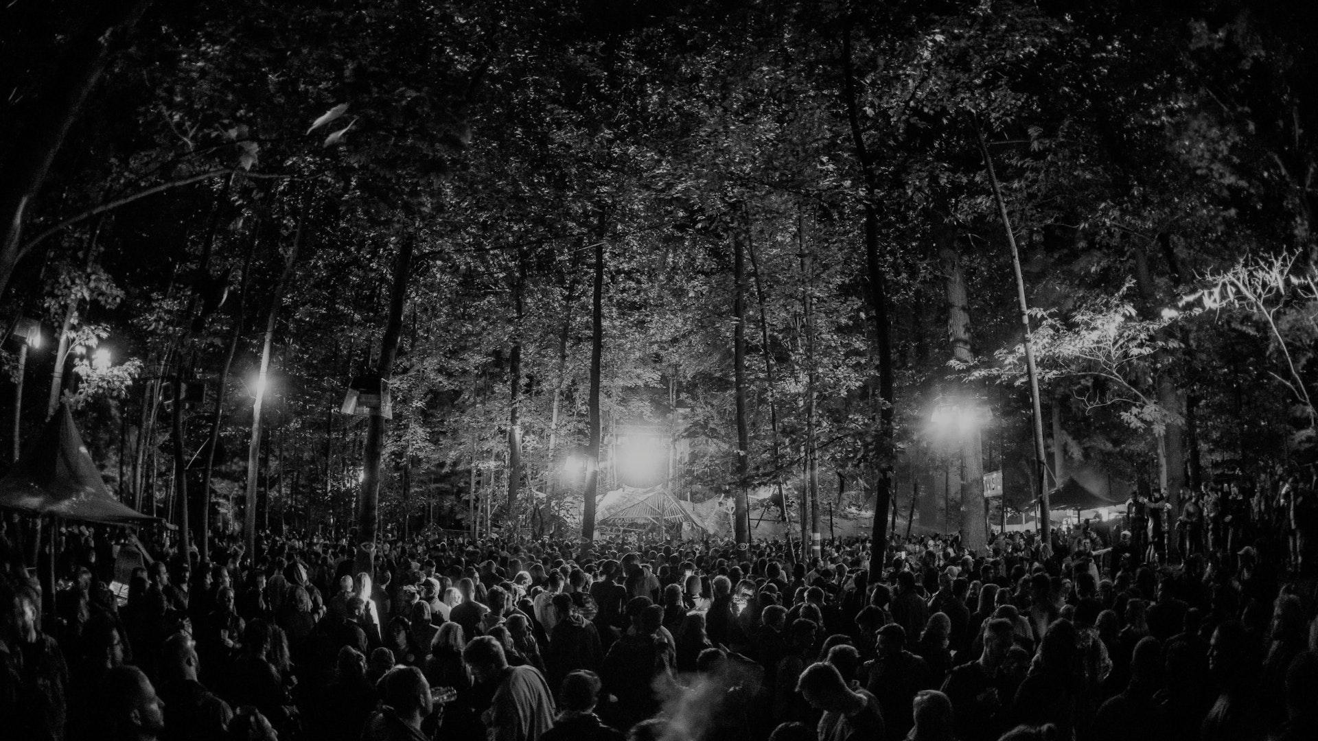 Sfeerfoto van Voodoo Village 2019