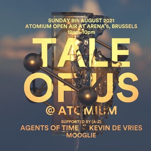 Kopafbeelding van Tale Of Us | Atomium Open Air at Arena5