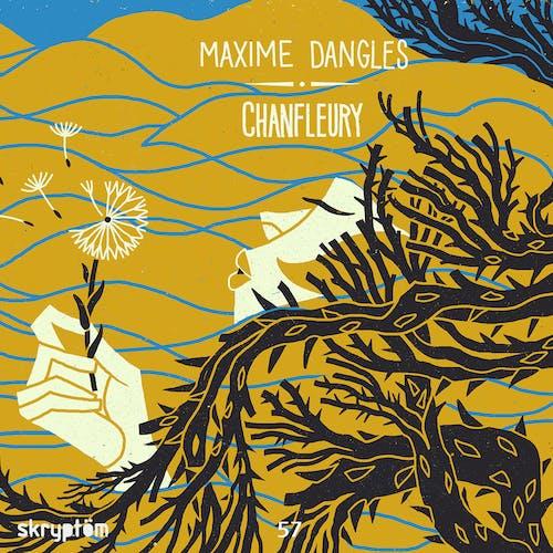 Cover art van Chanfleury LP door Maxime Dangles