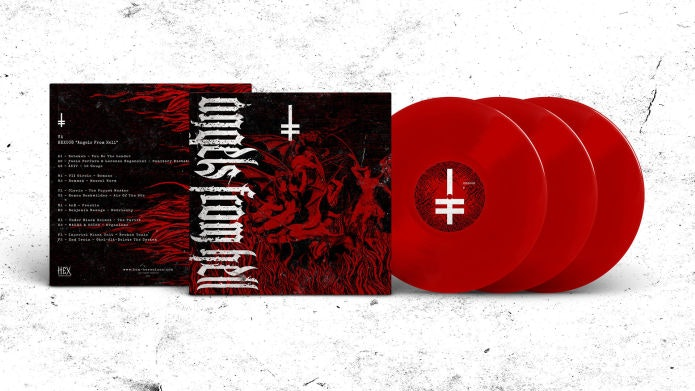Angels From Hell vinyl