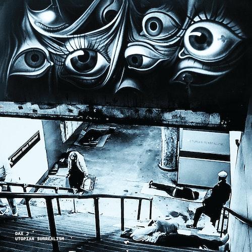 Dax J Utopian Surrealism cover art